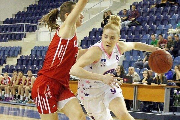 V sérii prehrávajú. BAM Poprad nestačil doma na Cassoviu Košice.