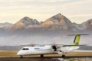 AirBaltic. Pridáva lety z Popradu.