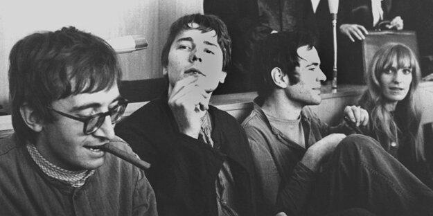 Z tejto nemeckej mládeže sa stali v 70. rokoch teroristi.