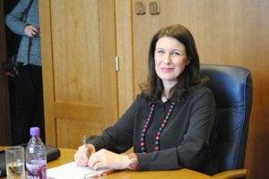 Mediátorka Dagmar Tragalová. Spolu s inými mediátormi bude pomáhať riešiť problémy v obciach.