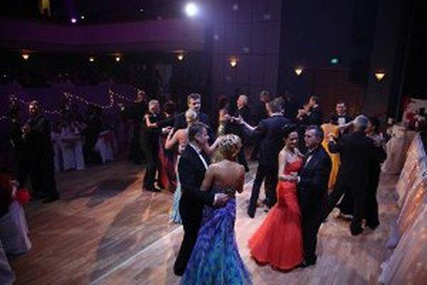 Prievidzský ples sa každoročne koná v dome kultúry.