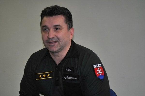 Krajský policajný riaditeľ informoval o prípade vraždy.