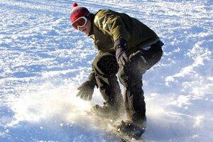 Na Štrbskom Plese si zmerajú sily desiatky snowboardistov 25a980f4060
