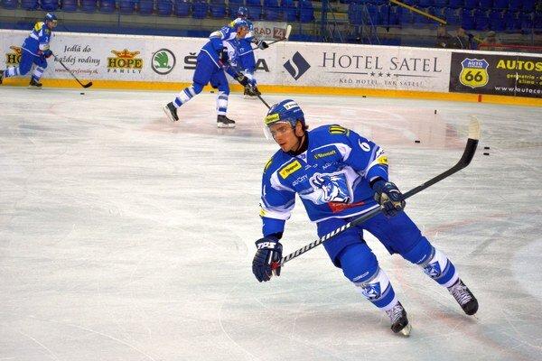 Jaroslav Jabrocký. Z Kazachstanu sa vrátil do Popradu.