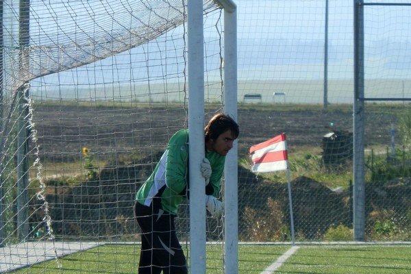 Róbert Huszárik je oporou FK Poprad.