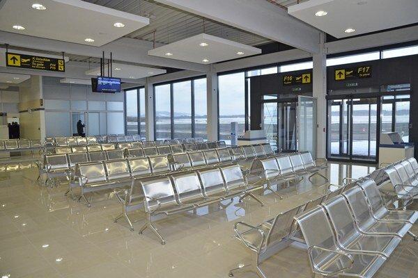 Nová odletová hala bude od decembra slúžiť aj cestujúcim z pobaltských krajín.