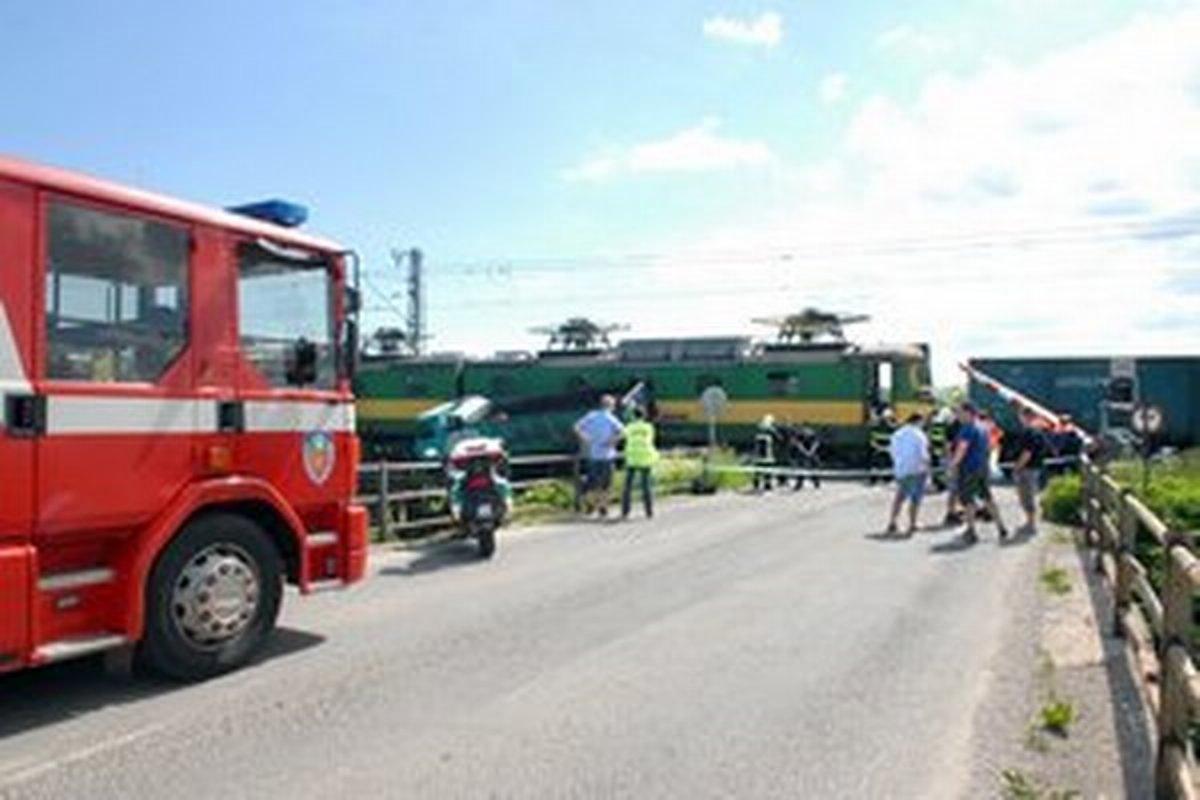 77bea039b V Poprade zrazil vlak mladíka, amputoval mu obe nohy - Korzár SME