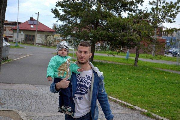 Dávid Skokan. Už sa teší na dovolenku s rodinou.