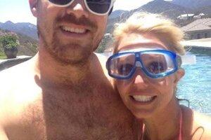 Britney a David