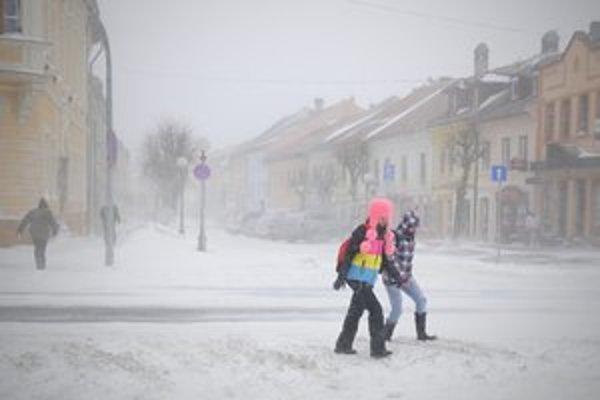 Po zime sa začne s opravami centra mesta Kežmarok.