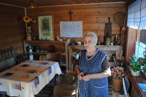 Cíti sa byť Slovenkou. Anna Chovancová žije v Poľsku viac ako 68 rokov.