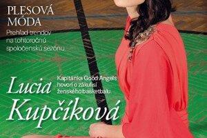 Tutilka č. 3Žena z titulky: Lucia Kupčíková