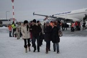 Rusi a Ukrajinci. Či sa Vysoké Tatry môžu tešiť na veľkú ruskú parádu ukážu už najbližšie dni.