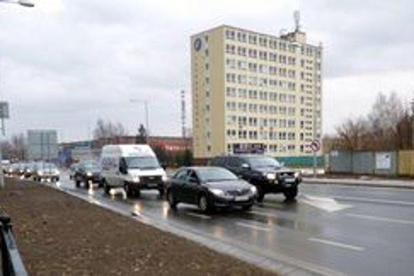 Novú cestu z Matejoviec na Kežmarok otvorili v decembri minulého roku.