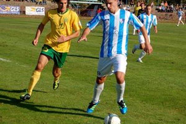 Začali s prípravou. Futbalisti FK Poprad už naplno zaberajú.