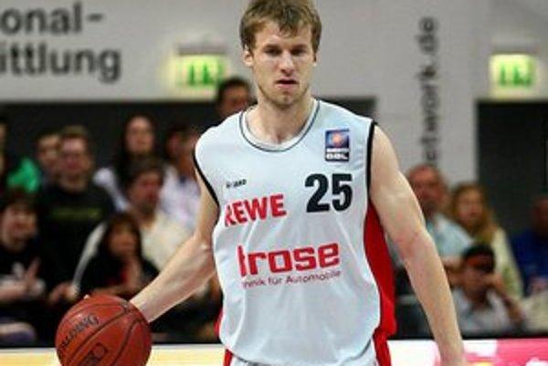 Anton Gavel verí v postup do finále.