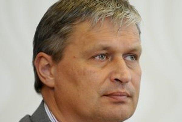 Riaditeľ klubu Tibor Turan.