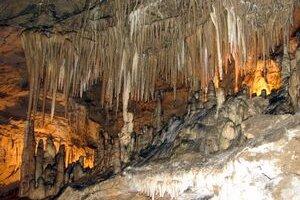 Belianska jaskyňa patrí k najkrajším sprístupneným jaskyniam Slovenska.