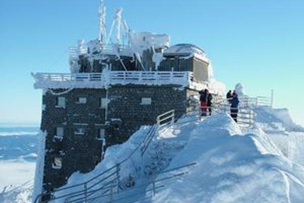 Observatórium na Lomnickom štíte sa stane pracoviskom so svetovými parametrami.