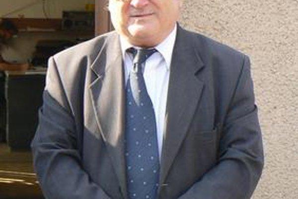 Rudolf Abrahám, staronový svitský primátor.