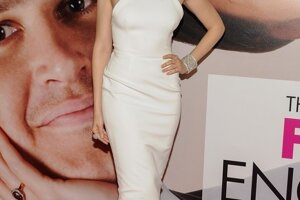 "Alison Brie na filmovom festivale ""Tribeca Film Festival"" v New Yorku."