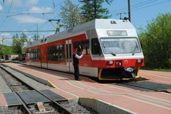 Tatranské elektrické železnice. Sprievodcovia sa sem čoskoro vrátia.