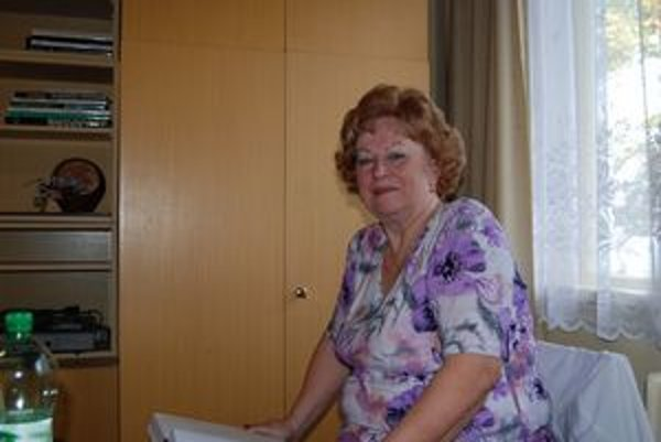 Ľubica Gálisová. Žena z Fóra pre pomoc starším radí dôchodcom v Tatrách, ako nenaletieť špekulantom.