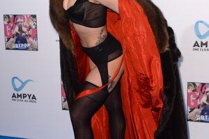 Lady Gaga prezentovala v Berlíne svoj nový album Artpop.