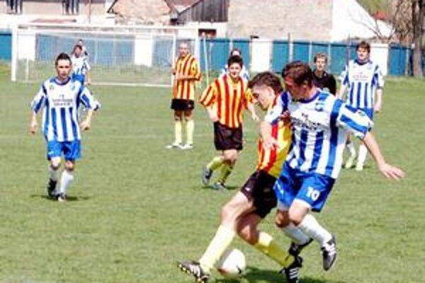 Derby pre hostí. Poprad B prehral doma so Sp. Bystrým (2:3).