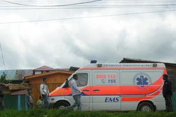EMS. Sanitky tejto spoločnosti už nebudú vyrážať k pacientom.
