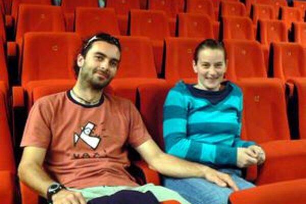 Igor a Mima. Tvrdia, že Tatran má neopakovateľnú atmosféru.