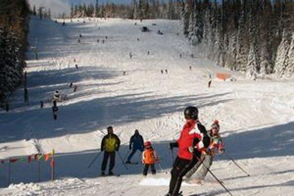Lyžiarska sezóna v Tatrách bola v posledných rokoch dlhá.