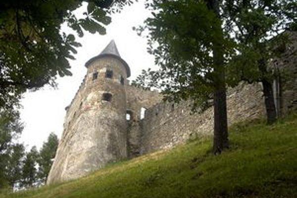 Hrad Stará Ľubovňa je čoraz väčším lákadlom pre turistov.