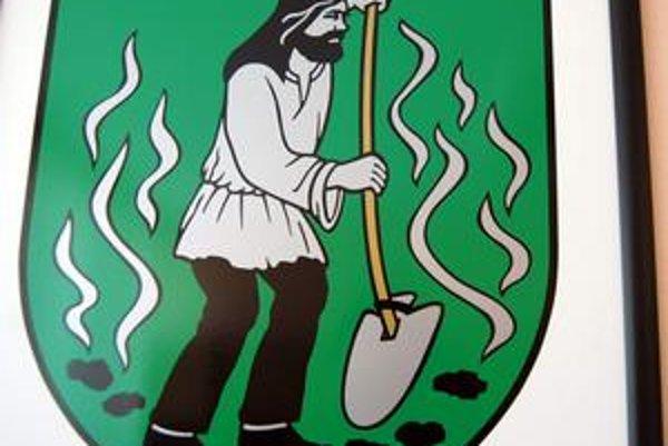 Uhliar odráža hlavné povolanie Vernárčanov v dávnej minulosti.