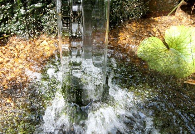 Prameň živej vody.