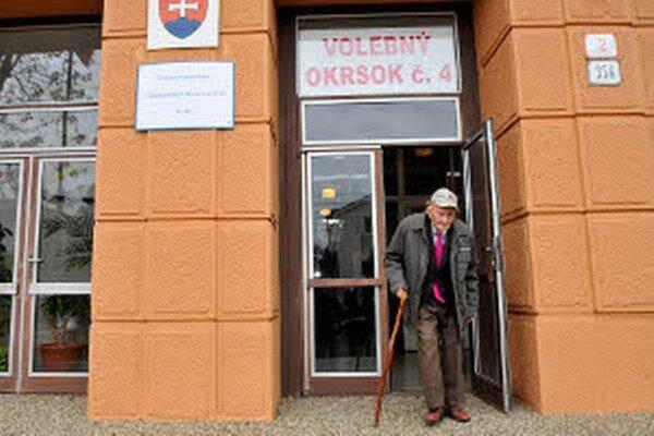 Jozef Daniška nevynechal žiadne voľby.