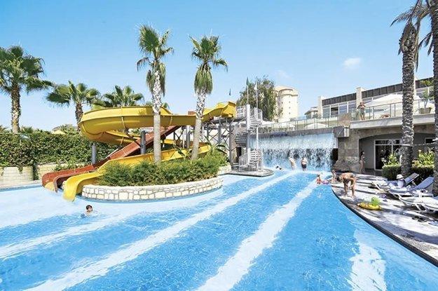 Hotel Sealife Buket Beach(5*), Turecko