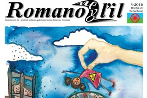 Témou tretieho vydania Romano nevo ľil je drsná realita v spoločnosti