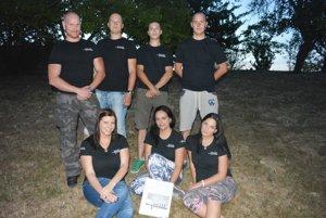 Slovak Ghost Hunters - sedemčlenný tím lovcov duchov.