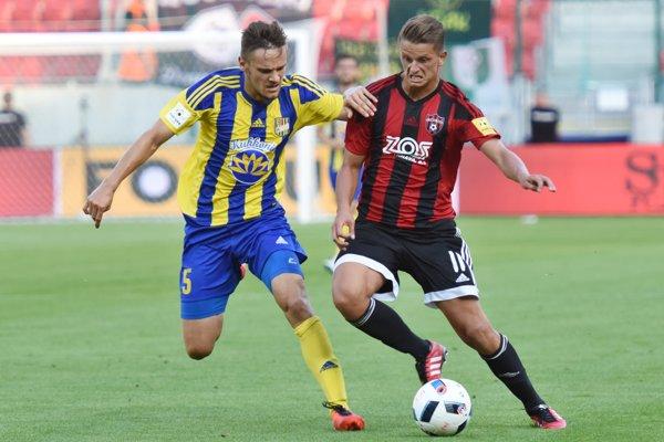 Matúš Paukner strelil svoj prvý gól v drese Spartaka a hneď bol aj víťazný.