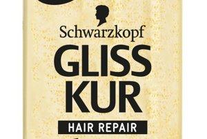 Sérum Ultimate Oil Elixir na finálnu úpravu účesu obsahuje čiastočky zlata pre zvýraznenie lesku vlasov, Gliss Kur 7,99 €