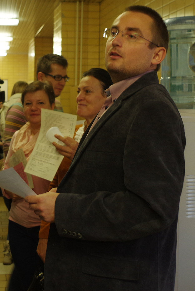 Jozef Šujak hovorí, že účasť bola výborná.