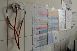 Pacienti zo Šiah musia cestovať do Levíc alebo Želiezoviec.