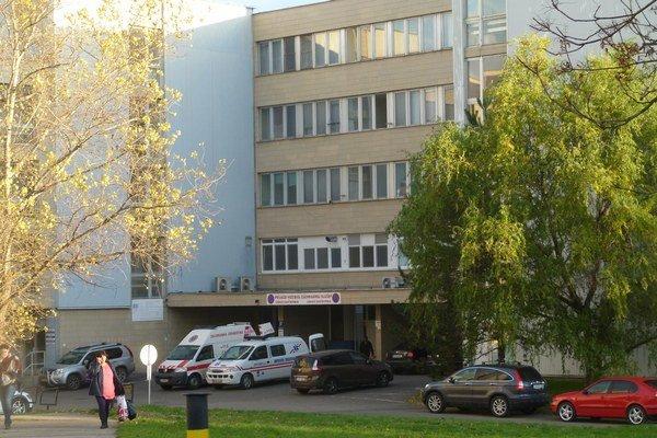 Levickej nemocnici sa v hodnotení pacientov ušla predposledná priečka.