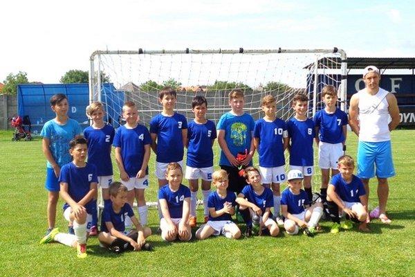 Víťazi turnaja z Kozároviec