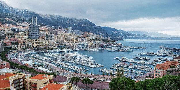 Rodení Monačania tvoria iba sedminu obyvateľov kniežatstva