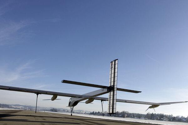 Lietadlo Solar Impuls