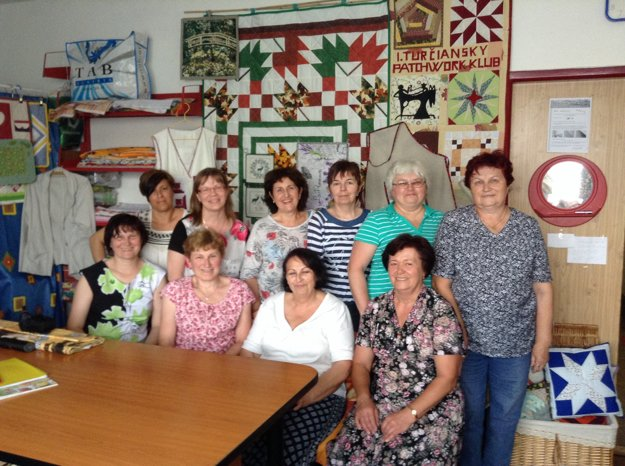 I. Turčiansky patchworkový klub Martin.