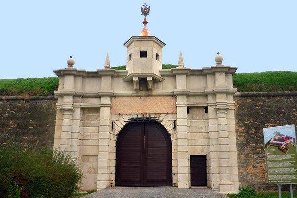 Leopoldová brána