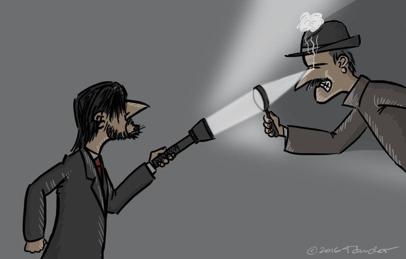 Vyšetrovanie (kreslí Mandor) 28. júl